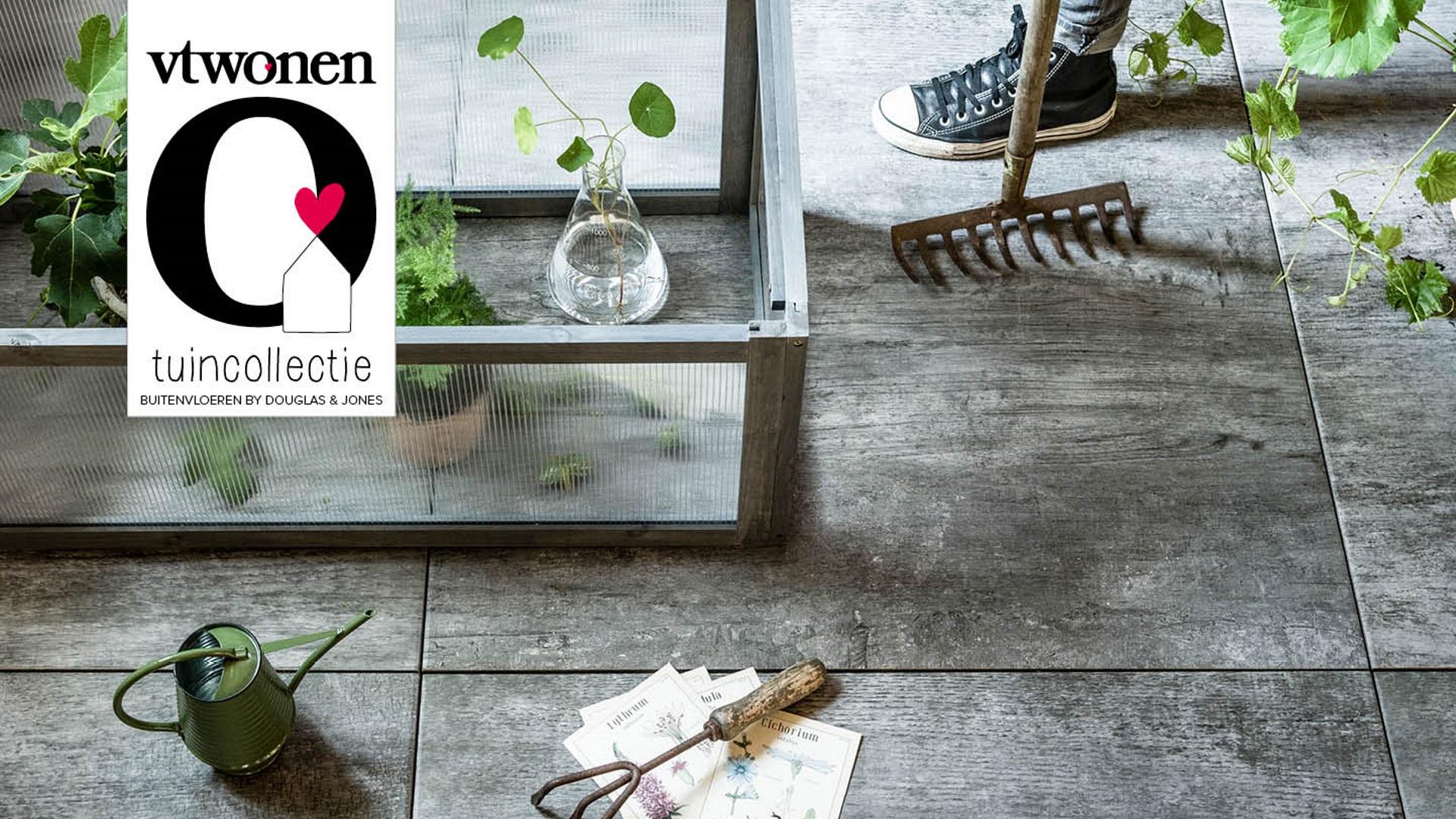 Tuinkamer van vtwonen te bezichtigen bij de showroom van Spaansen Tuin en Bestrating in Winkel