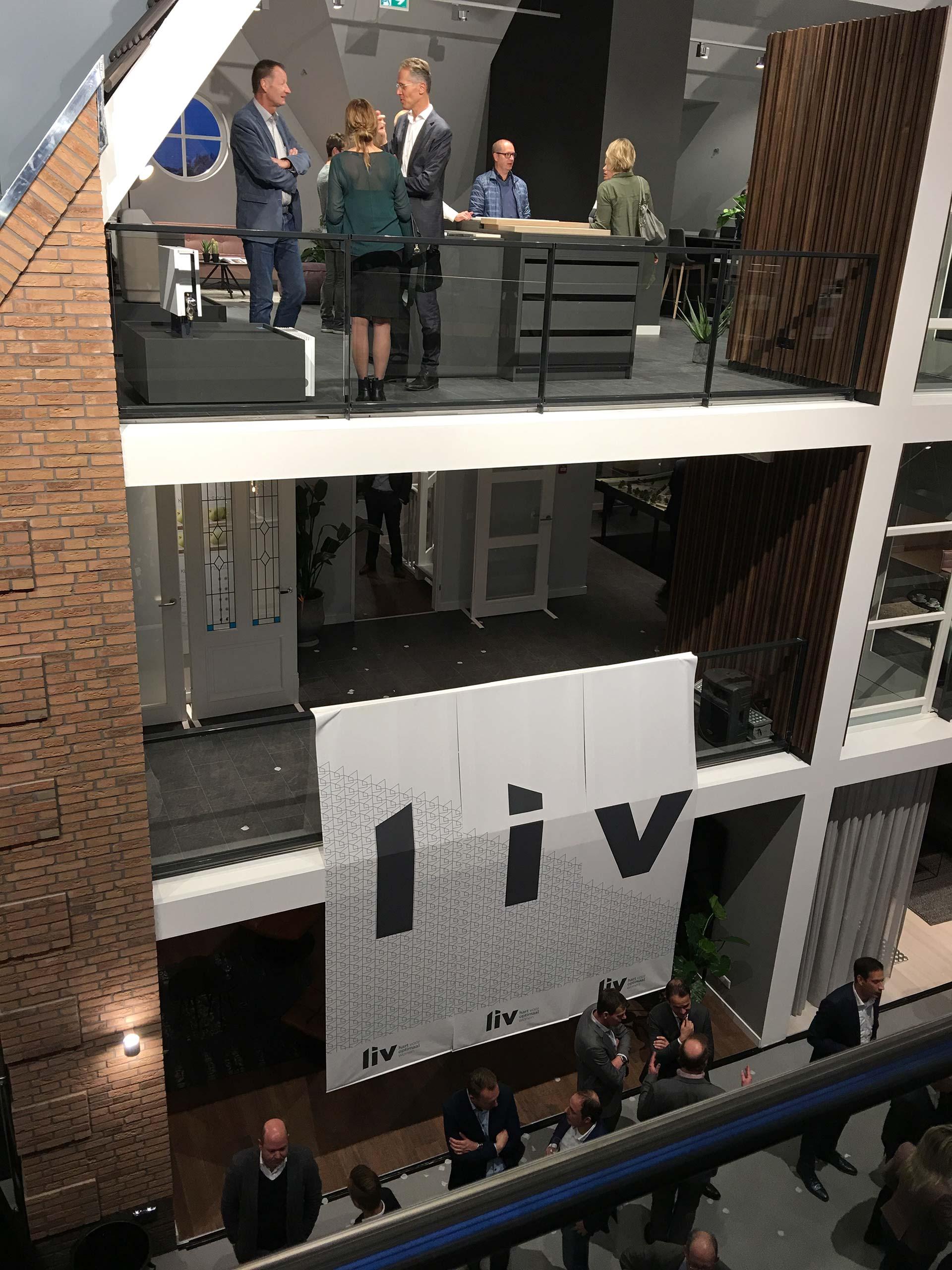 Opening LIV Wonen Nijmegen
