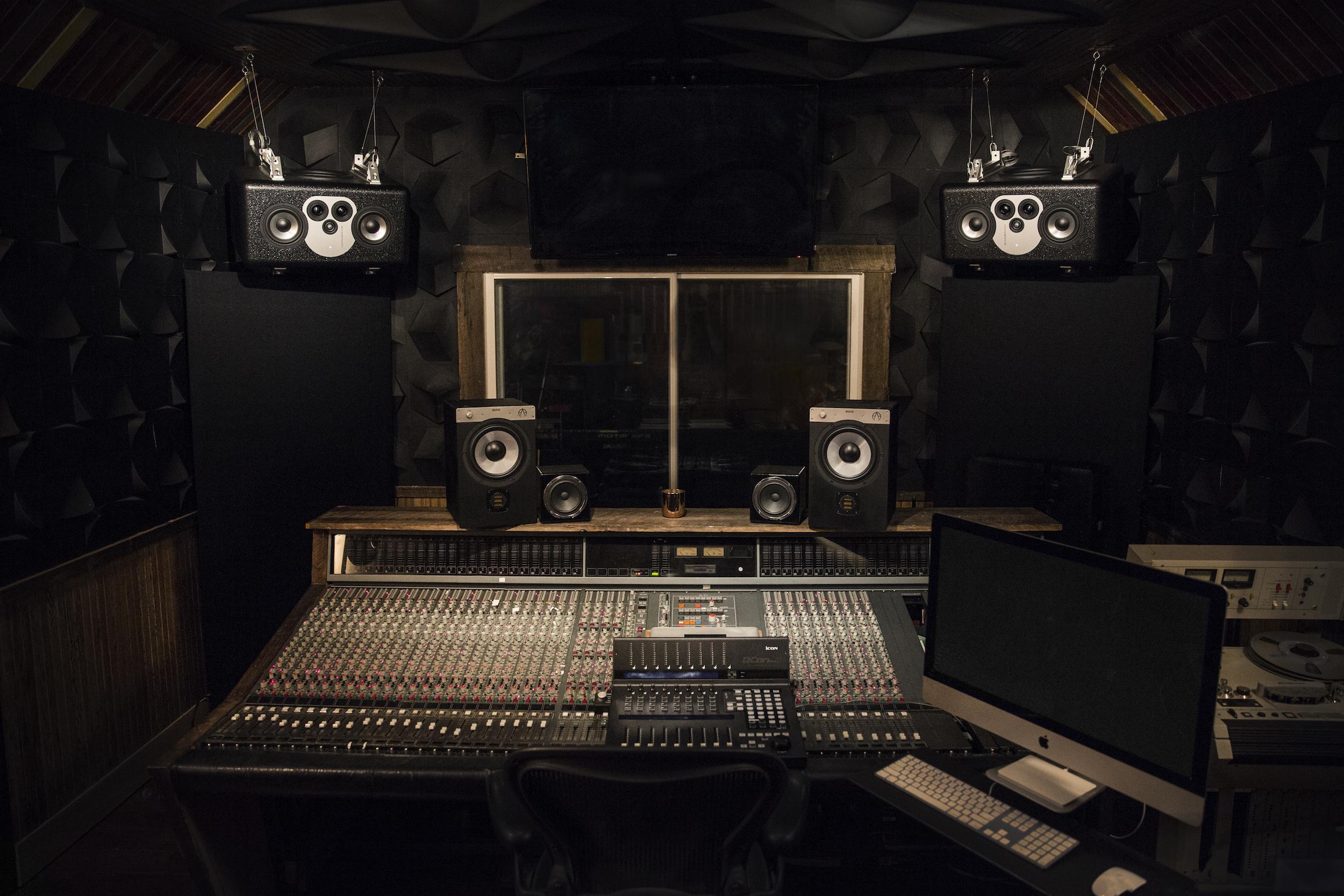 beyond studios dc recording studio. Black Bedroom Furniture Sets. Home Design Ideas