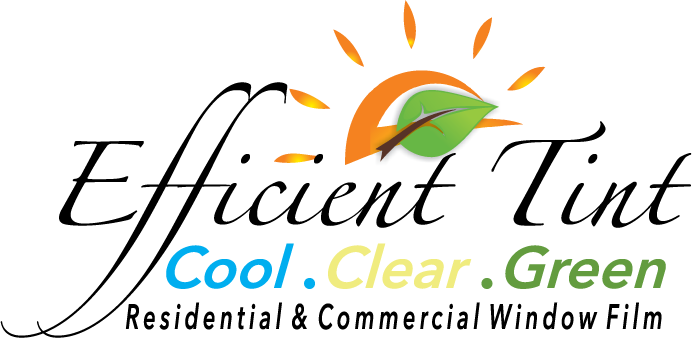 Efficient Tint Cool.Clear.Green