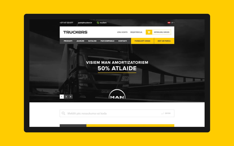 редизайн сайта, веб-дизайн, дизайн онлайн-магазина