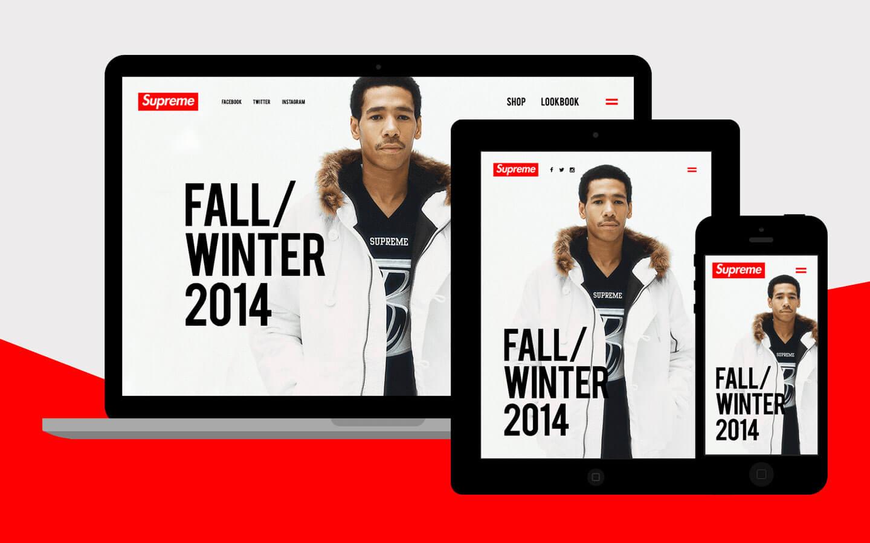 создание дизайн-концепции, редизайн сайта