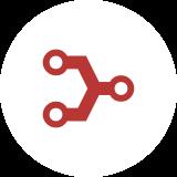 Web Hizmeti Bağlantıları Simgesi
