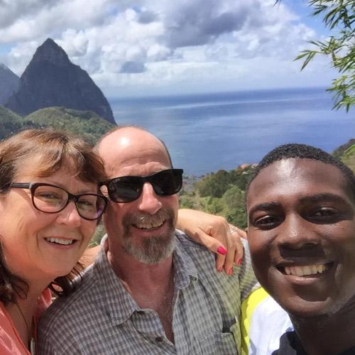 Soufriere St Lucia Caribbean Tour