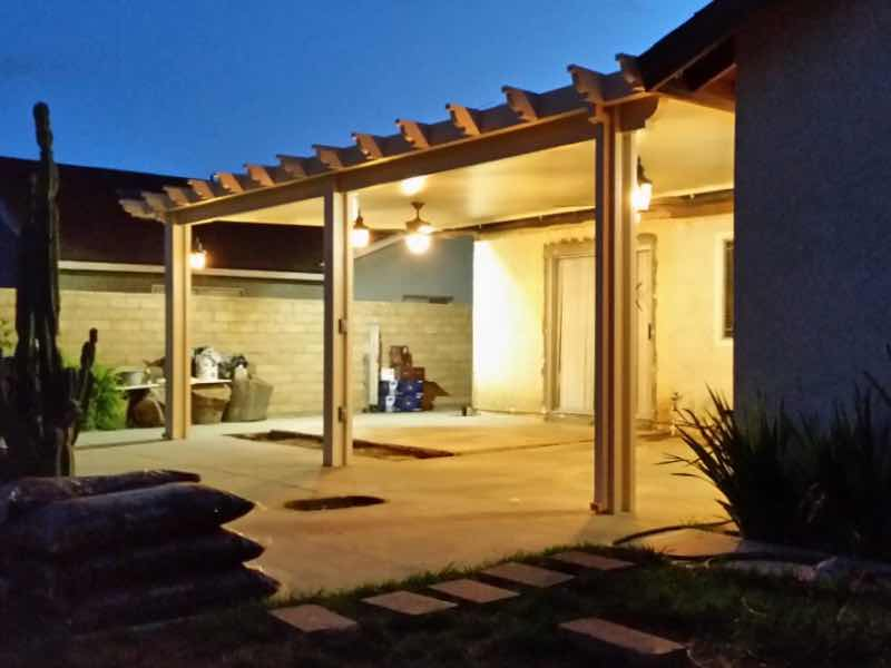 High Quality Home Owners Throughout Chino Love Alumawood Patio Covers