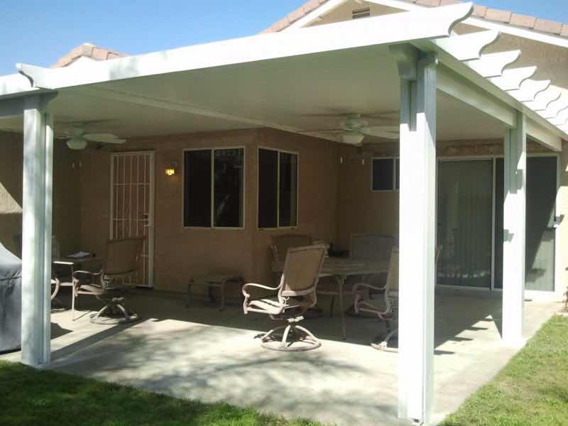 Our Patio Covers Increase Property Value.
