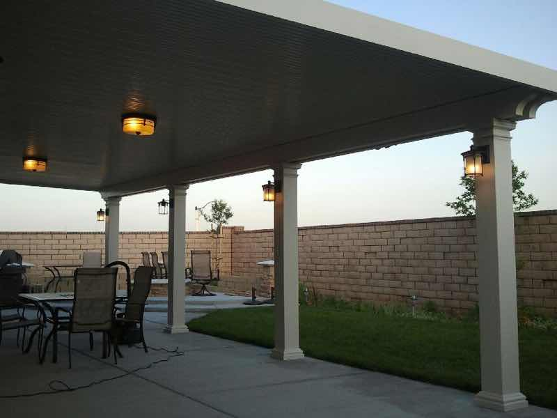 Stay Cool With Mr. Patio Cover.