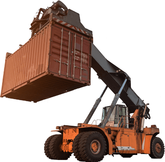 Intermodal Fork Lift