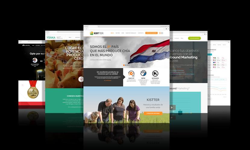 Conozca los principales tipos de sitio web for Paginas web sobre turismo