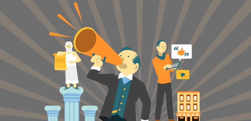 Infografía: Conozca la historia del Marketing.