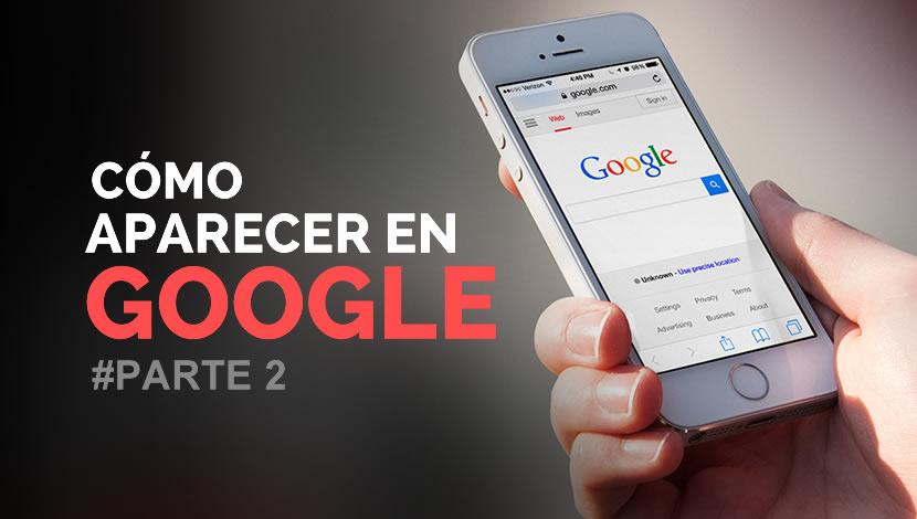 ¿Cómo aparecer en Google? Parte 2 – Anuncios pagados