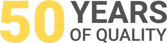 50 Years of Quality