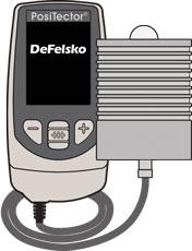 PosiTector 6000 FLS1 Probe illustration