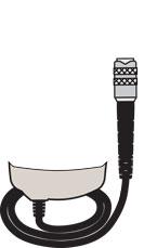 PosiTector 6000 PRBFS Probe illustration
