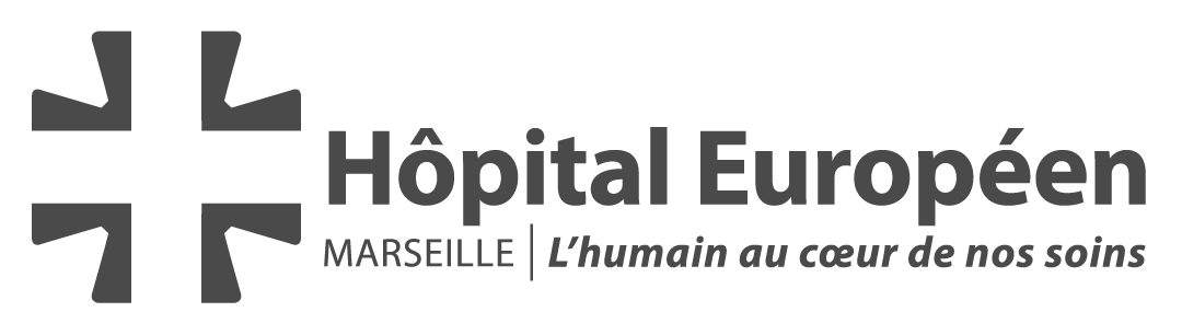 Hopital Europeen logo
