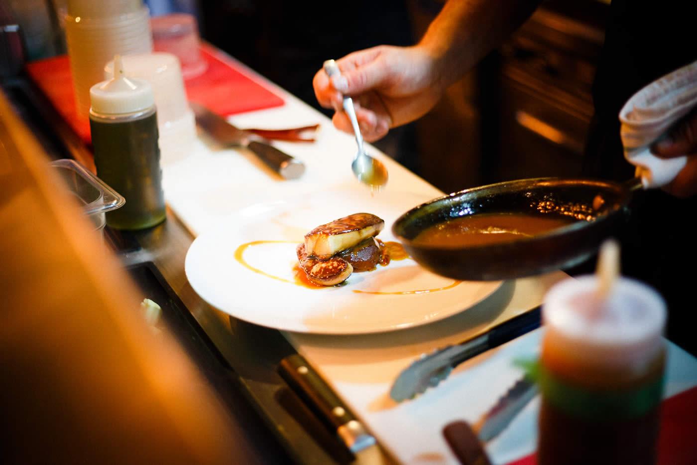Kitchen Foie Gras