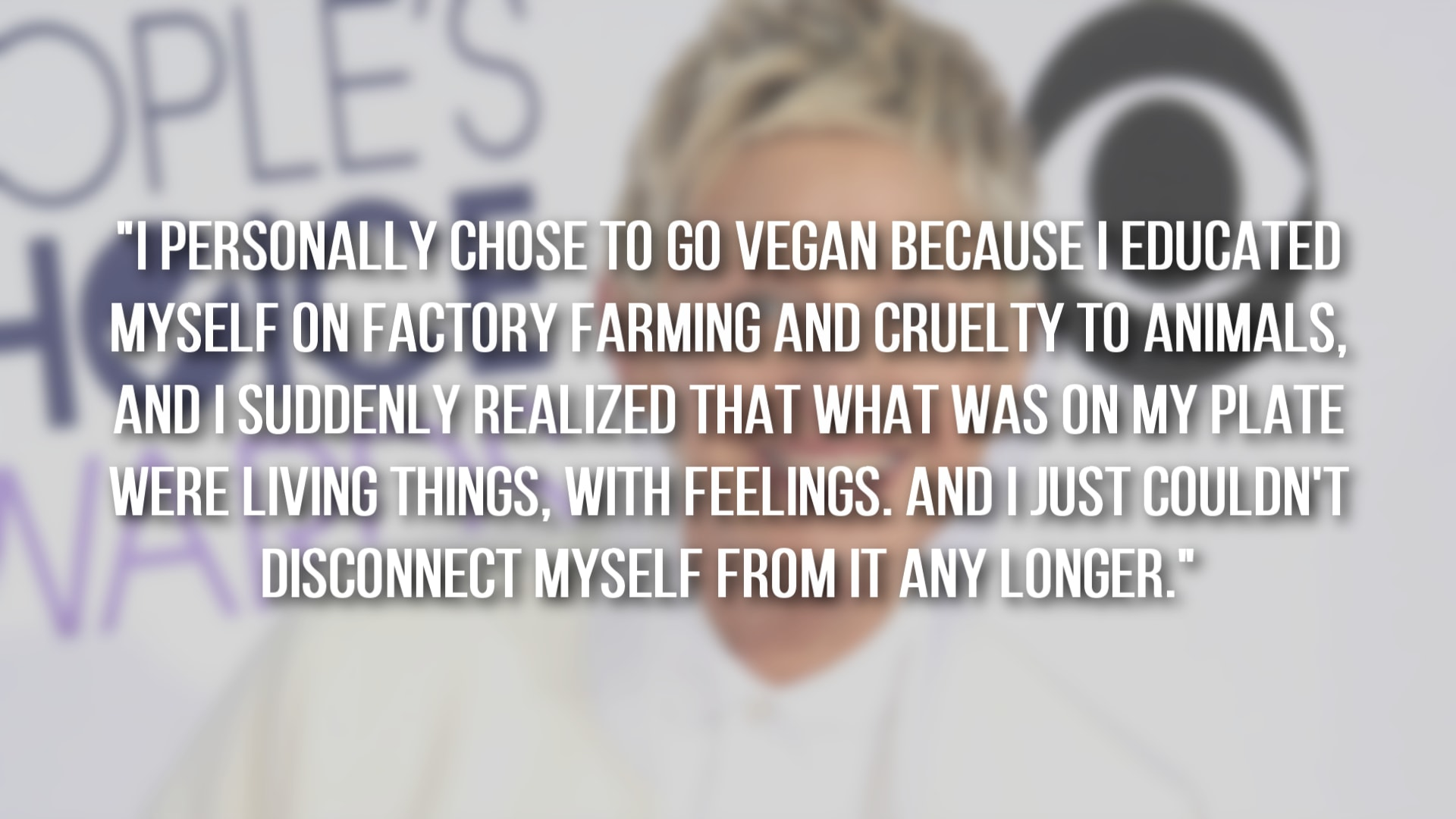 Vegan Quotes 10 Amazing Vegan Celebrity Quotes That Will Inspire You