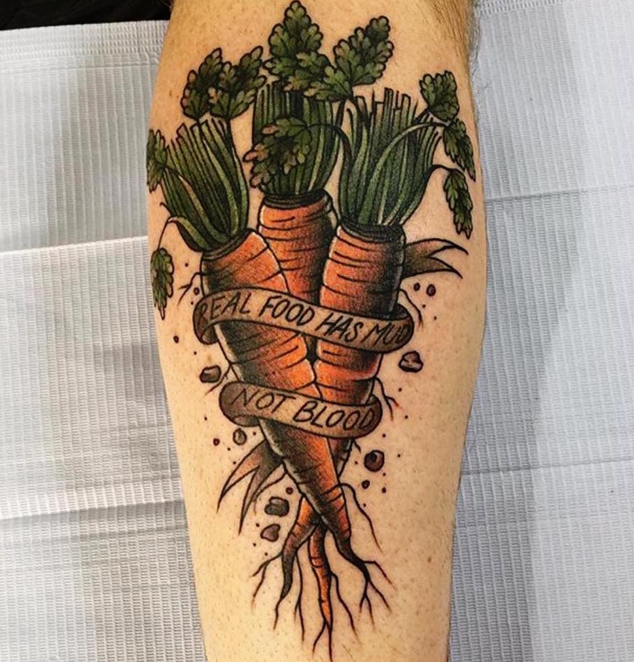 7 Amazing Vegan Tattoos That Will Inspire You To Get Inked