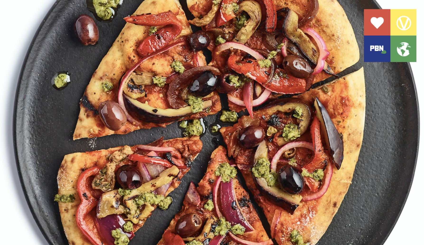 there are two pizzas in the wicked kitchen line photo tesco - Wicked Kitchen