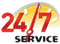 Fast 24 Hour Emergency Service from All-Brite Glass & Tint