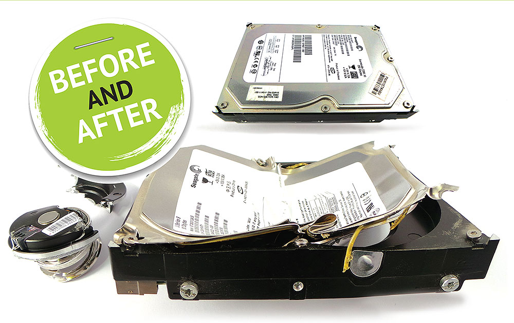 Your trusted partner for IT Disposal & Recycling