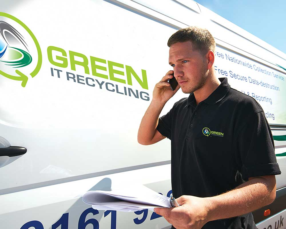 Green IT Recycling: Free Collection