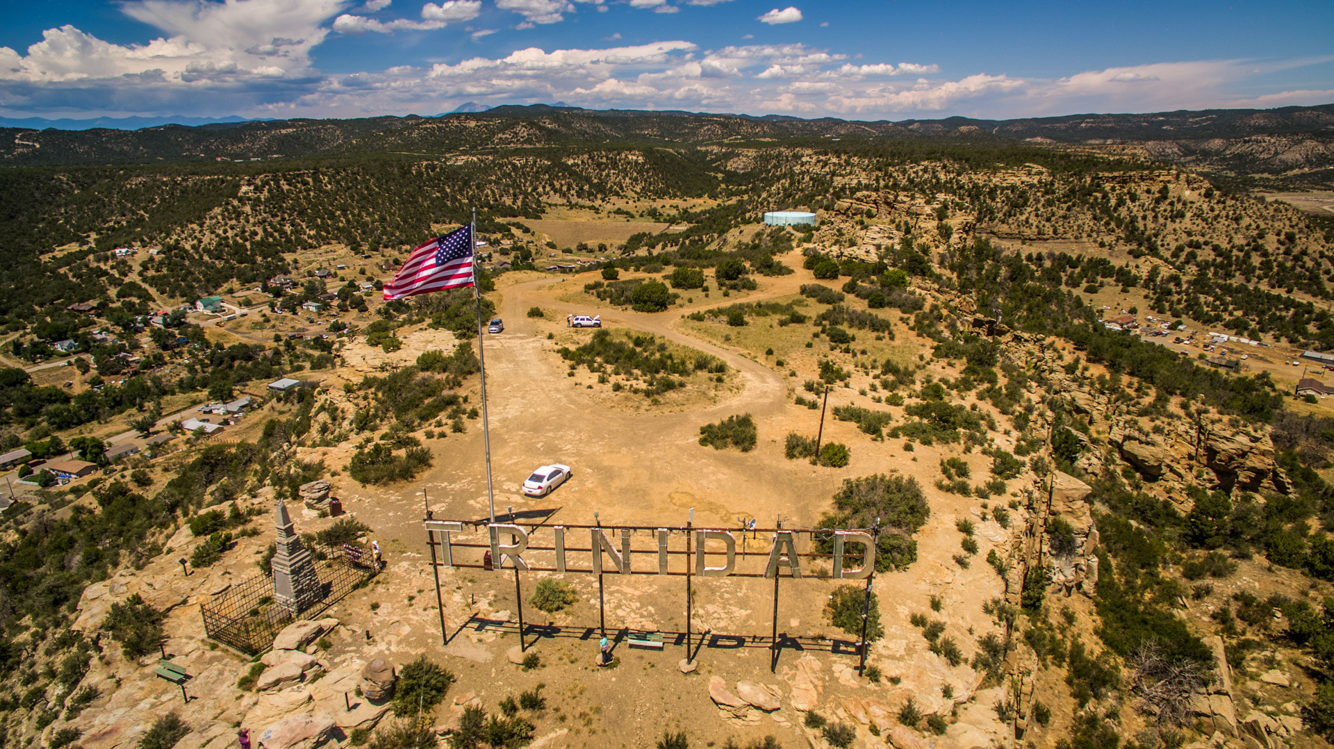 Trinidad, Colorado about 20 Miles East of the 40 Acre Mountain Homesite