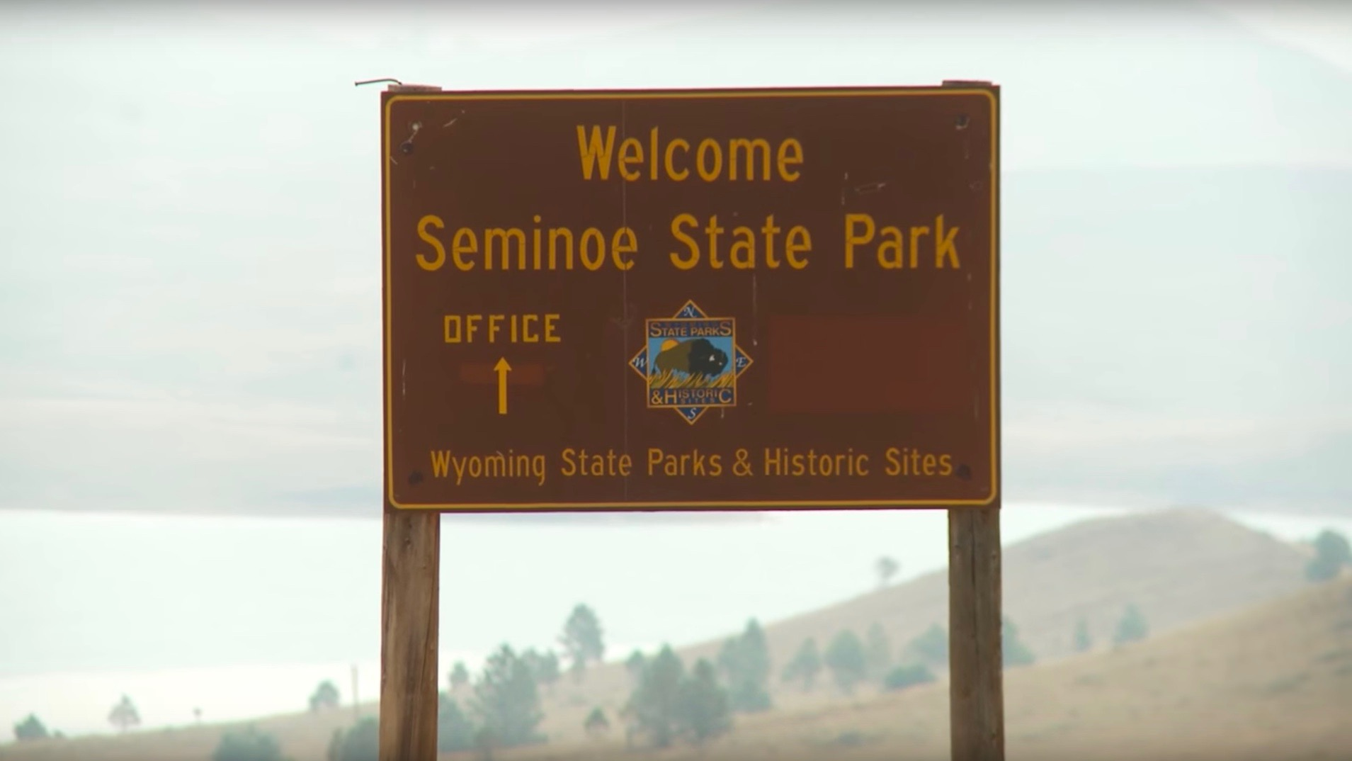 1,450 Acre State Park at the base of the Seminoe Mountains