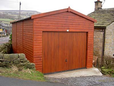 Garage Refurb
