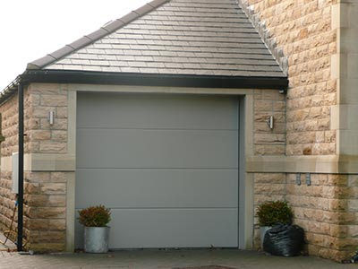 Clayton Concrete Garages In Bradford