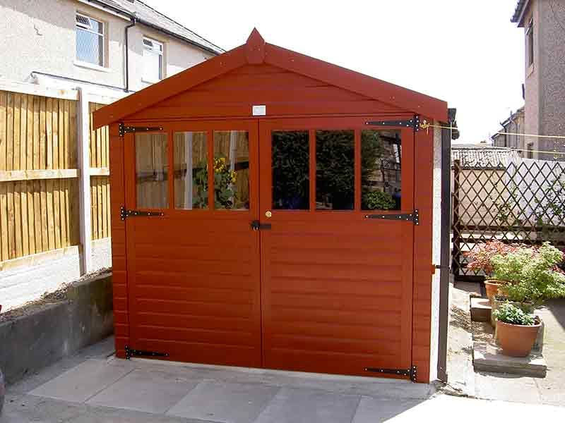 Garden Buildings Clayton Concrete Garages In Bradford