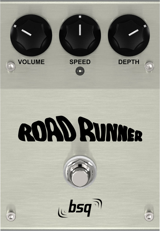 Road Runner - Trémolo / Booster