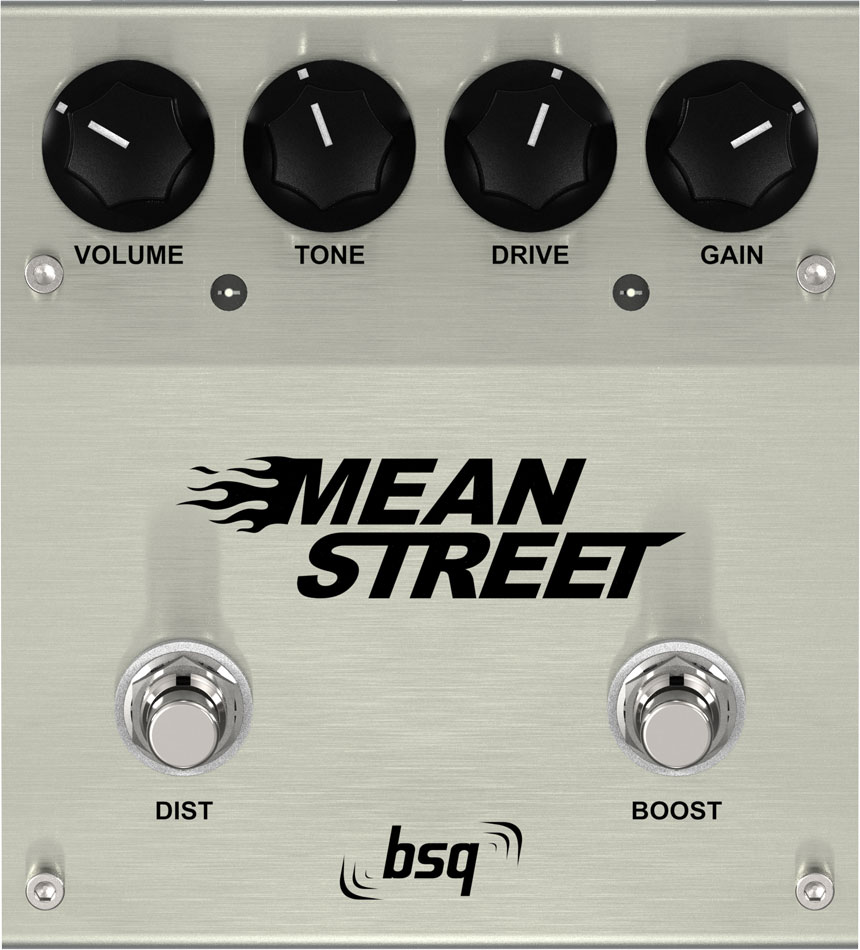 Mean Street - Distorsión + Booster
