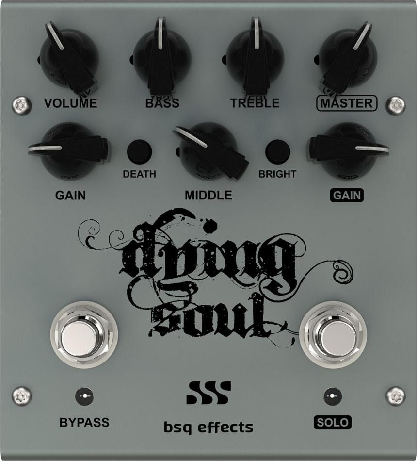 Dying Soul - Distorsión de 2 canales
