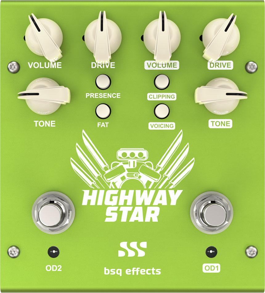 Highway Star - Overdrive Doble