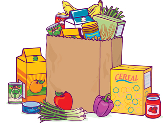 Basic Food Pantry Items