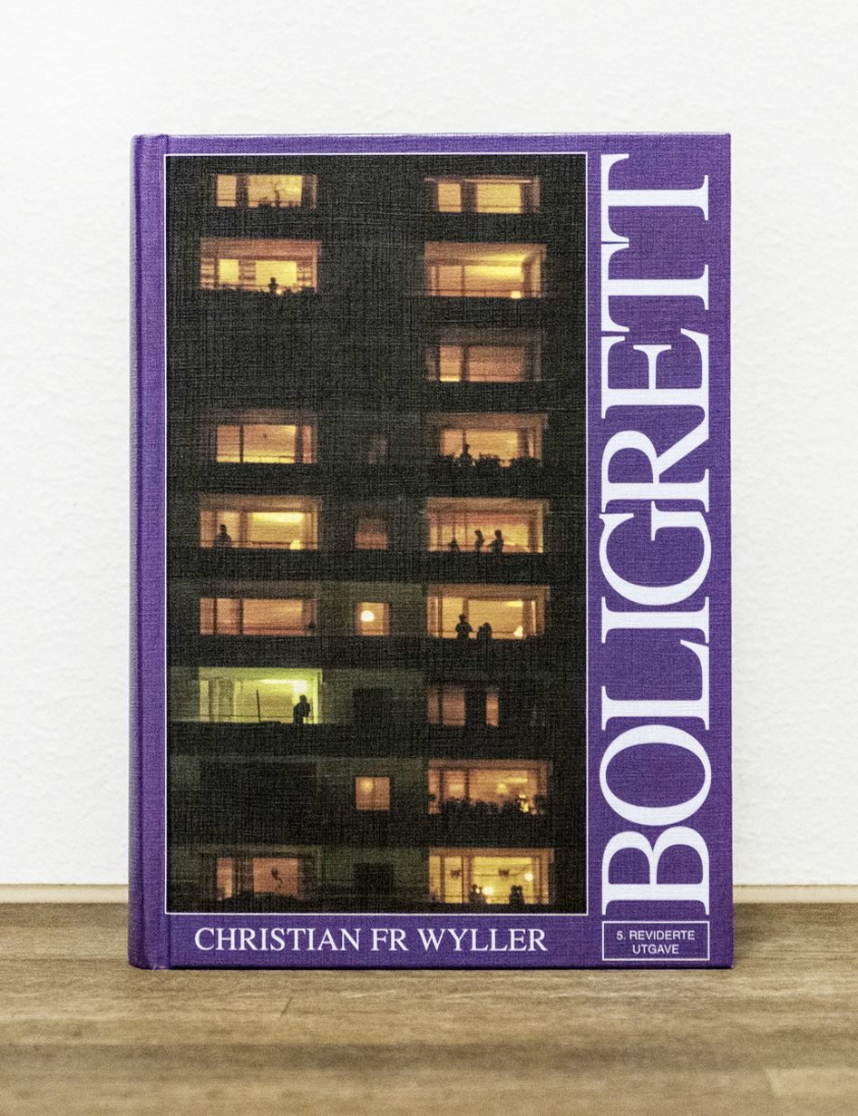 Bilde av boka Boligrett
