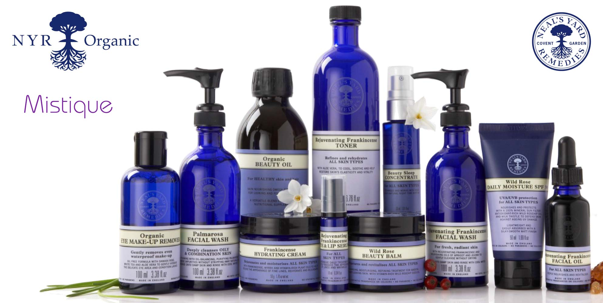 neal's yard remedies collection