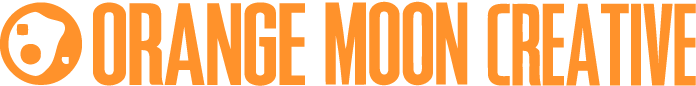 Orange Moon Creative logo