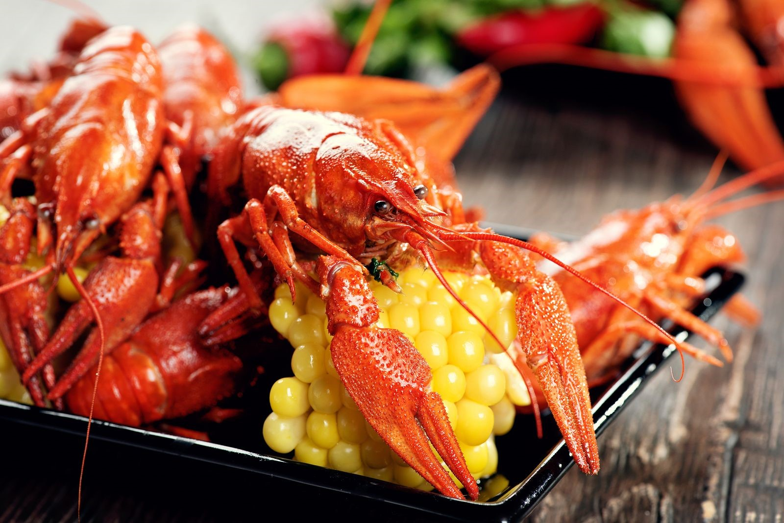 Crawfish in Houston Restaurants are as Interesting as They are Tasty
