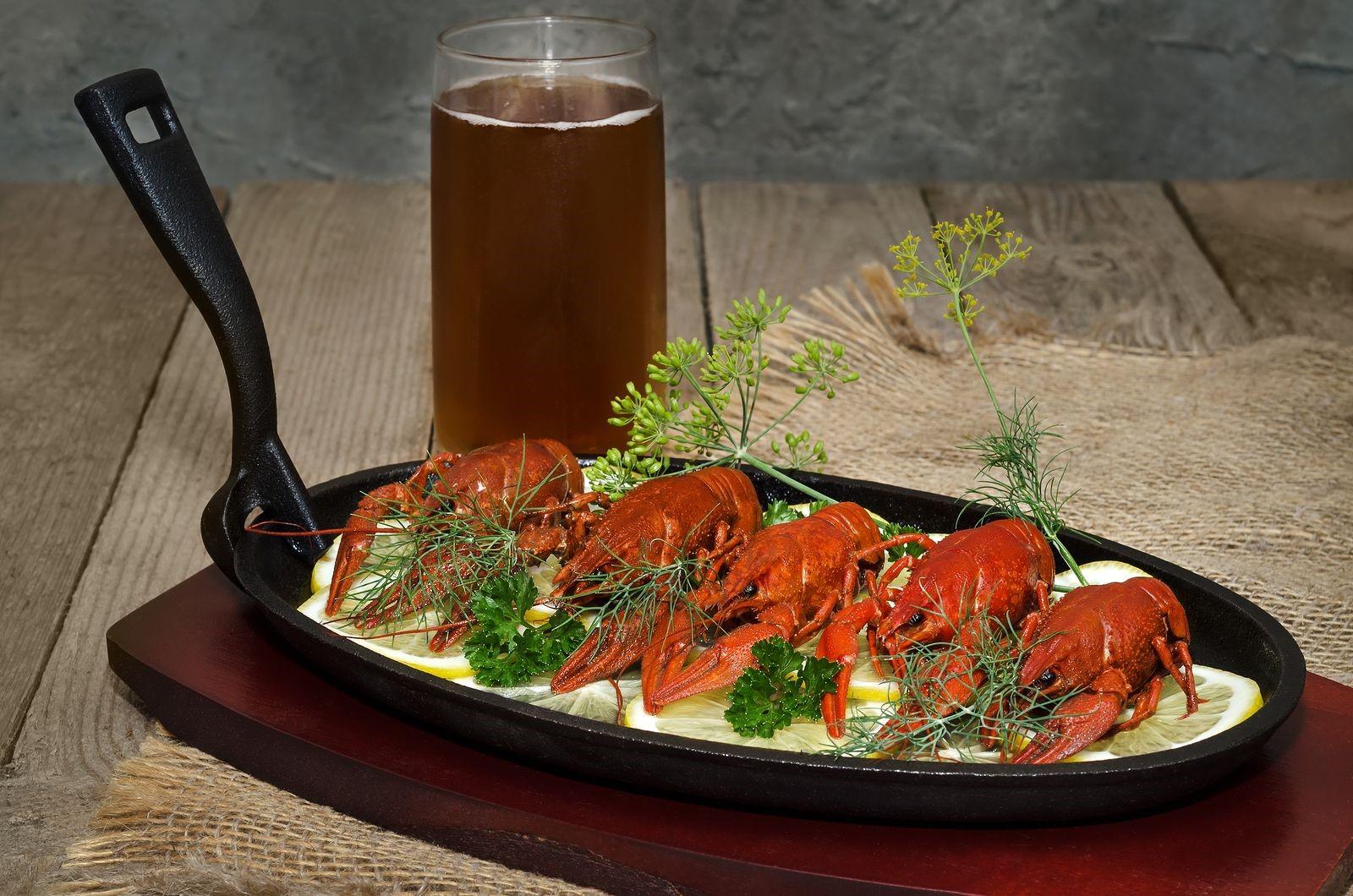 Crawfish Figures Predominantly in Cajun Seafood in Houston Restaurants