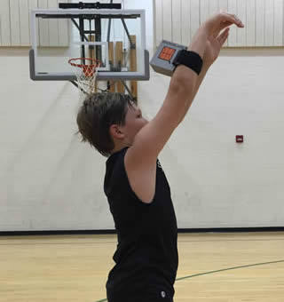 basketball shooting technique