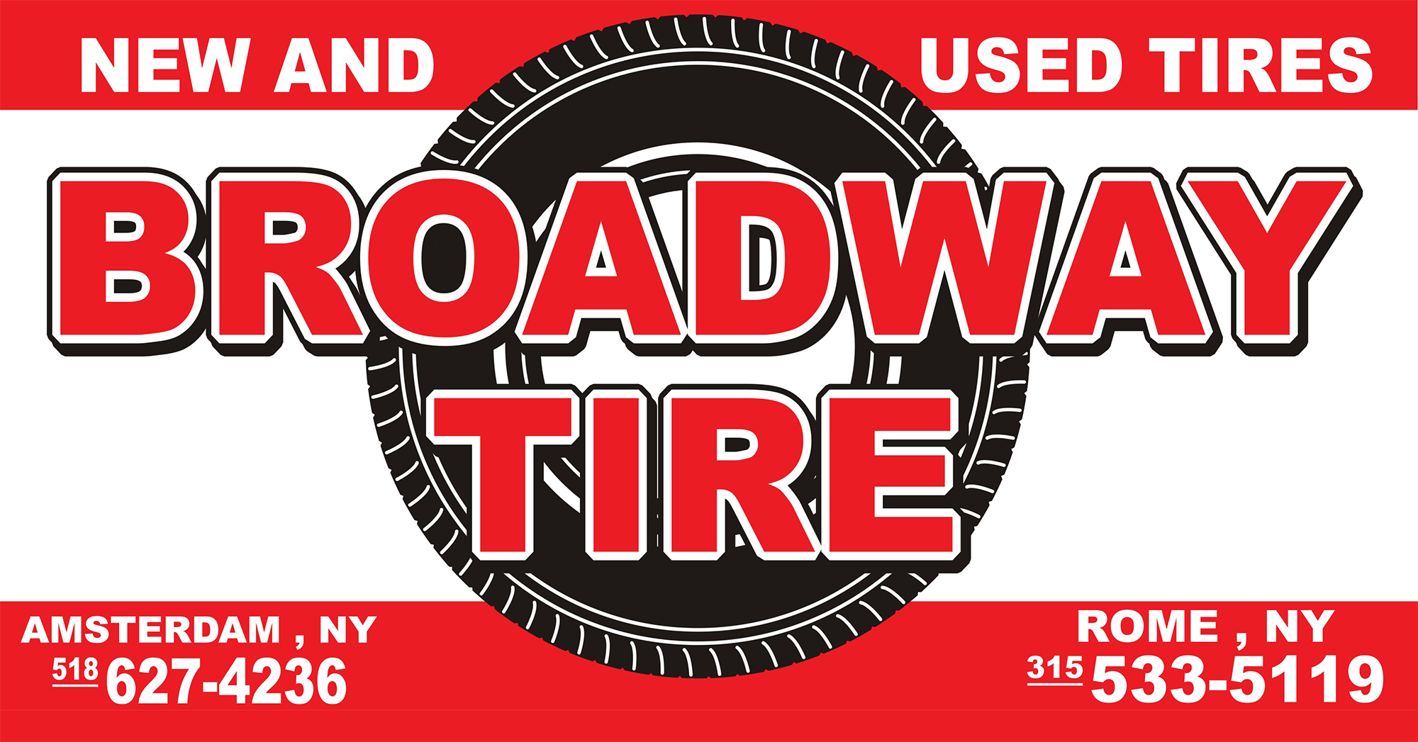 Broadway Used Tire