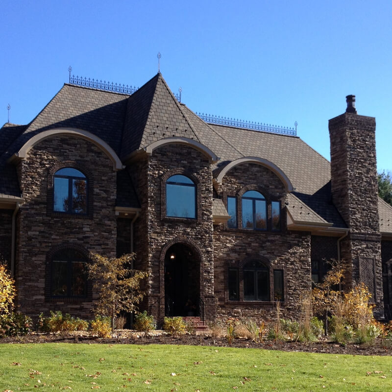 Luxury home window cleaning in Butler PA
