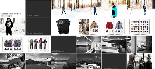 ecommerce website with over 15 images