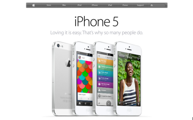 4 iphone fives