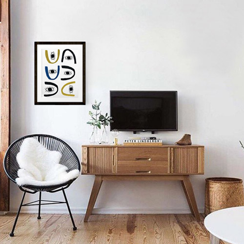 Style Your Home Month One Mid Century
