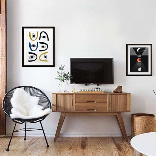 Style Your Home Month Two Mid Century