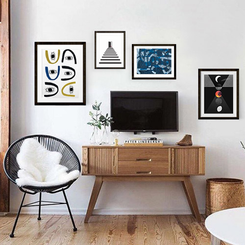 Style Your Home Month Four Mid Century