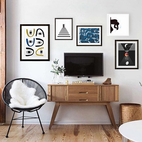 Style Your Home Month Five Mid Century